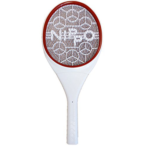 Nippo Rechargeable Mosquito Bat/Racket/Swatter