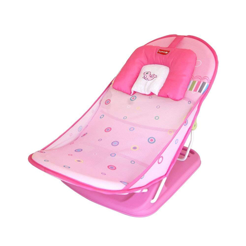 Luvlap Compact Baby Bather/Bath Seat
